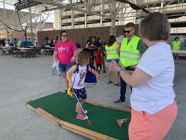 Family Fun Day - August 2019